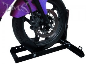 Motorcycle Trailer Wheel Chock