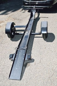 Stinger Motorcycle Trailer