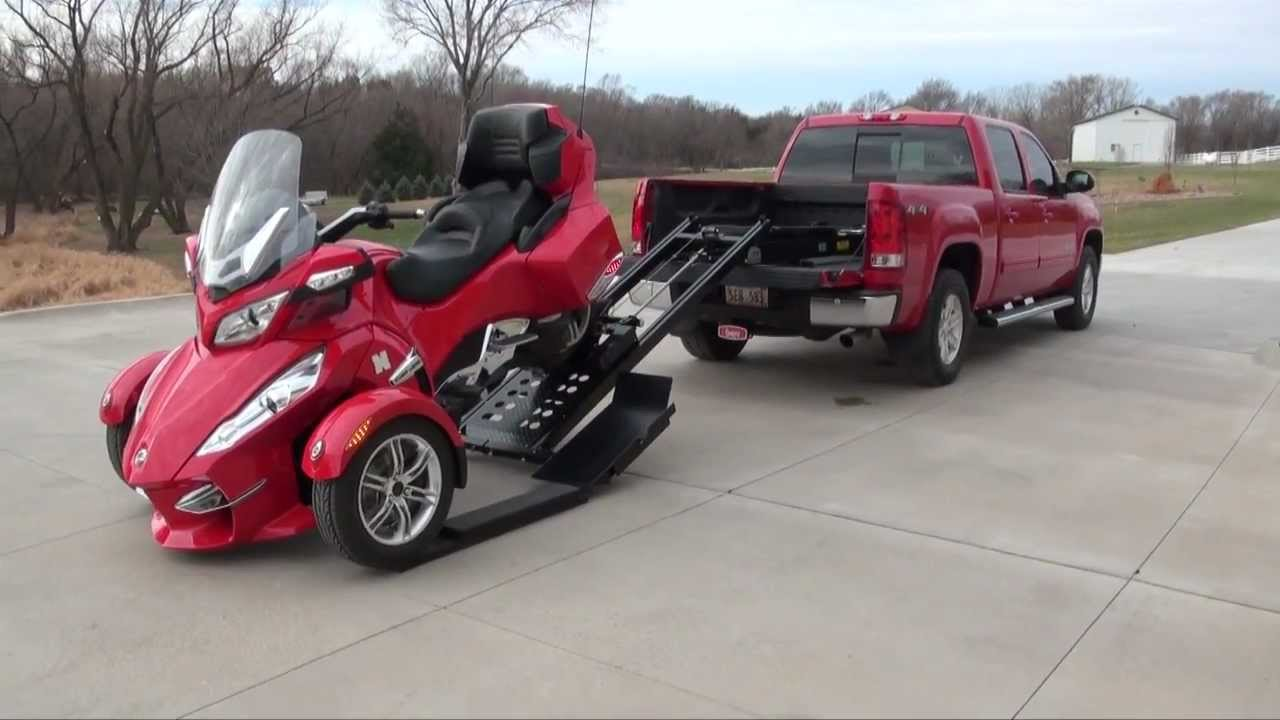 Rampage Power Motorcycle Lift