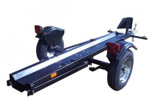 Ace Single Motorcycle Trailer