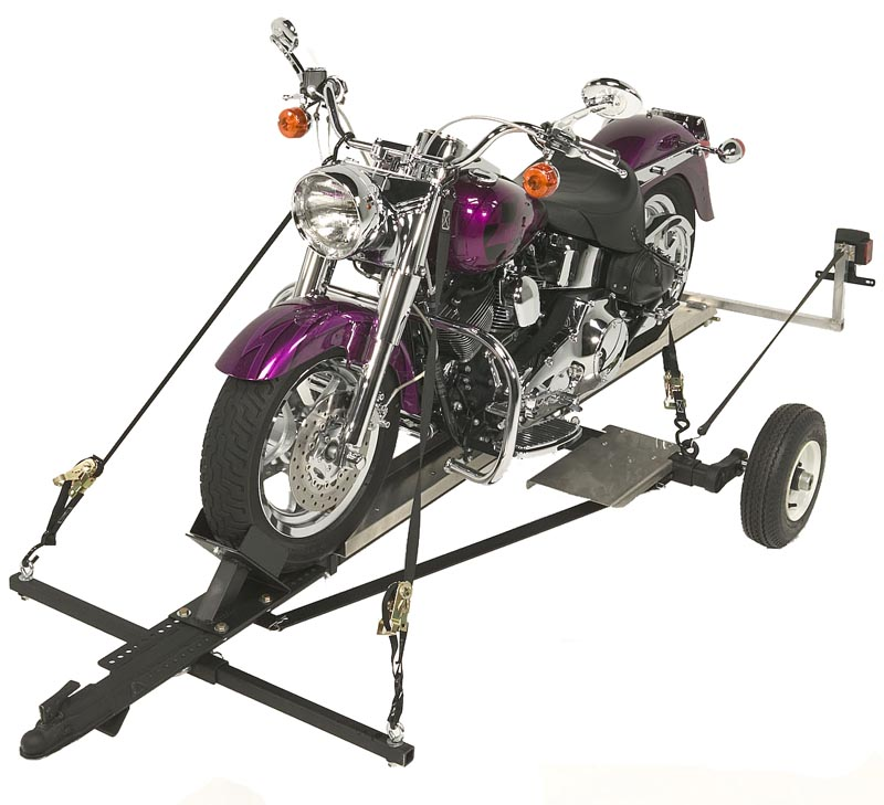 Port-A-Chopper Motorcycle Transporter
