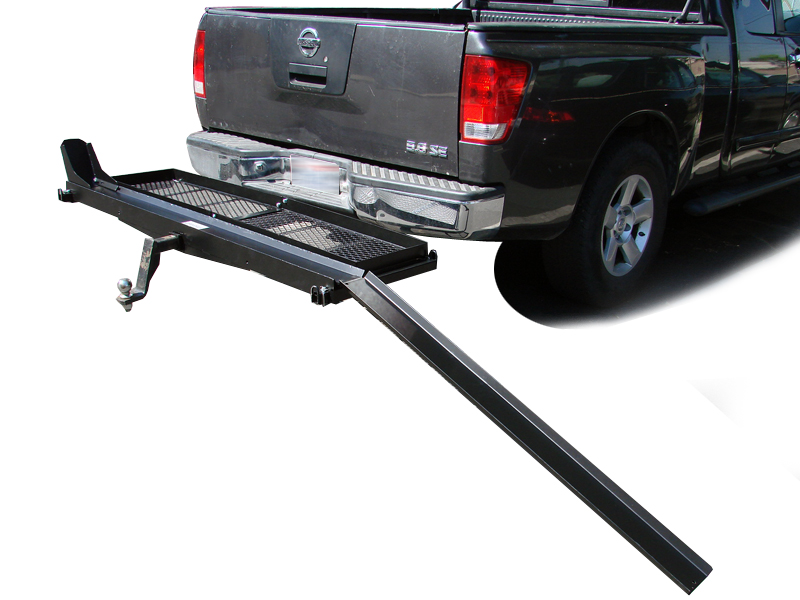 T-Motorsports Dirt Bike Carrier with Ramp Review