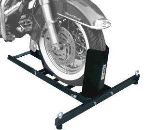 T-Motorsports Heavy Duty Adjustable Self-Locking Wheel Chock